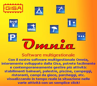OMNIA - Software multigestionale (COD. 13710001)
